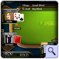 Check back poker definition